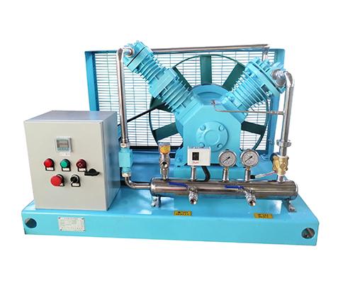 全无油氧气增压机