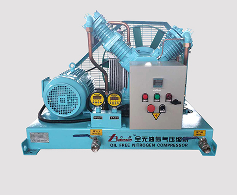 长春氮气压缩机