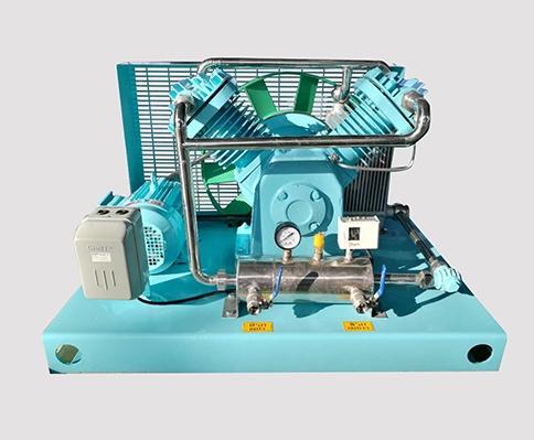 全无油氧气压缩机