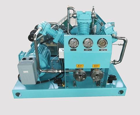全无油氢气压缩机