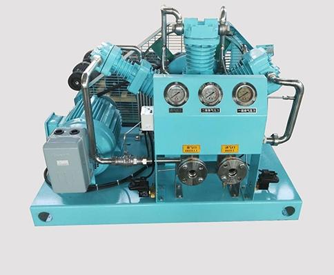 全无油二氧化碳压缩机